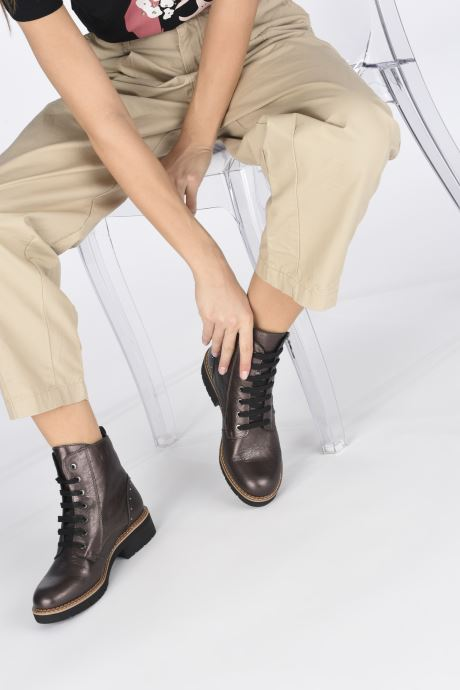 Boots en enkellaarsjes Pikolinos VICAR W0V-8610CL Paars onder