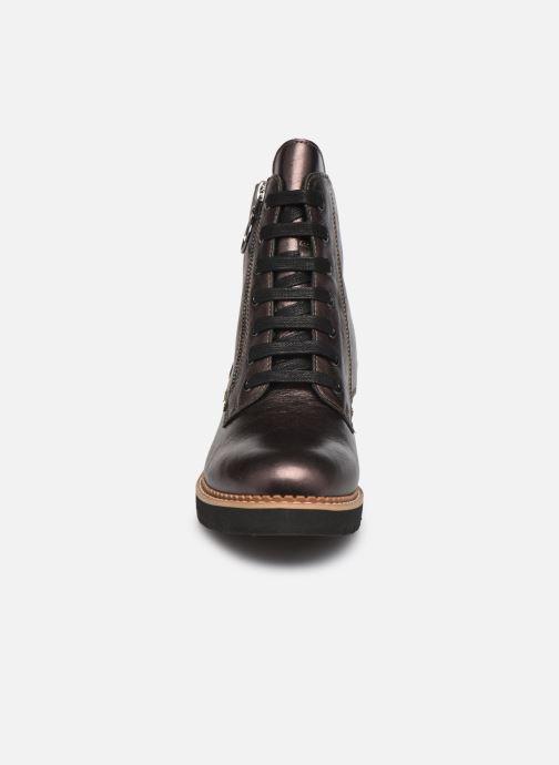Boots en enkellaarsjes Pikolinos VICAR W0V-8610CL Paars model