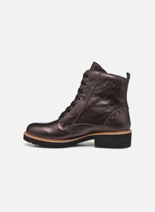 Boots en enkellaarsjes Pikolinos VICAR W0V-8610CL Paars voorkant
