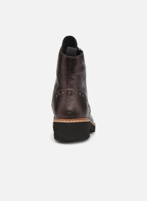 Boots en enkellaarsjes Pikolinos VICAR W0V-8610CL Paars rechts