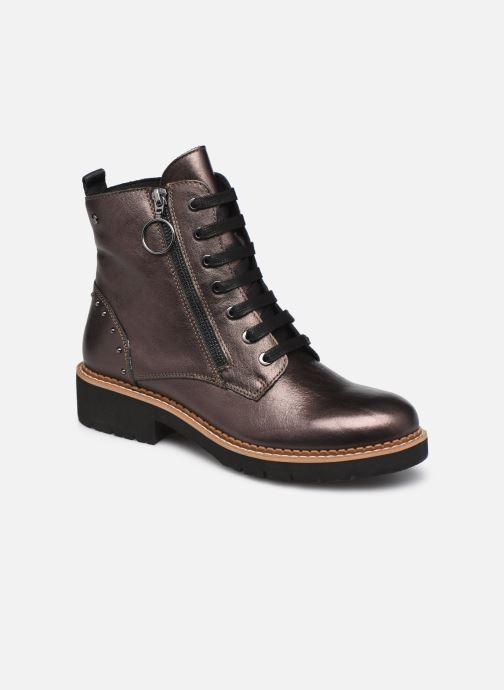 Boots en enkellaarsjes Pikolinos VICAR W0V-8610CL Paars detail
