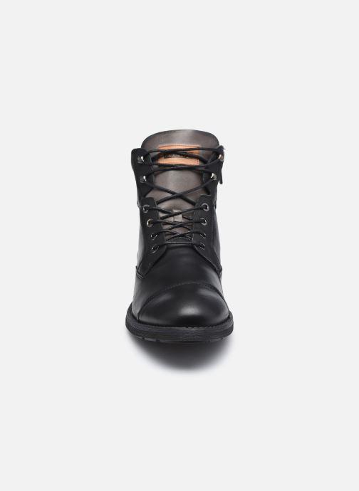 Stiefeletten & Boots Pikolinos YORK M2M-8170 schwarz schuhe getragen