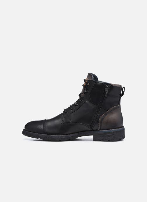 Stiefeletten & Boots Pikolinos YORK M2M-8170 schwarz ansicht von vorne