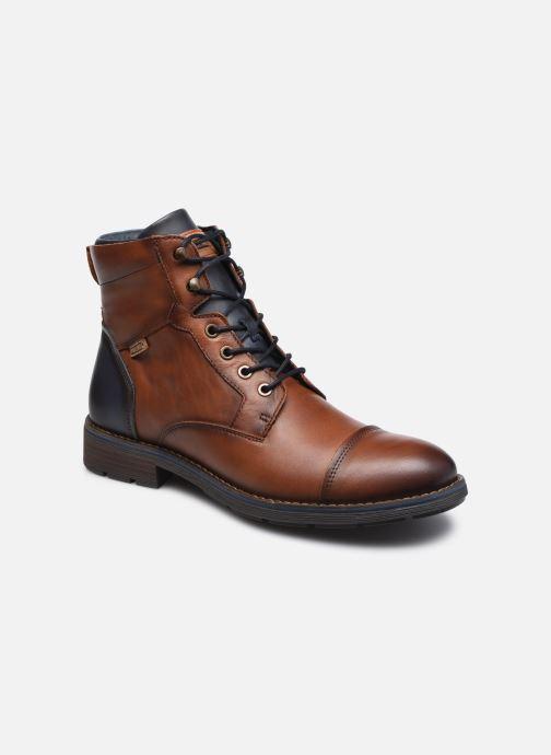 Bottines et boots Pikolinos YORK M2M-8170 Marron vue détail/paire