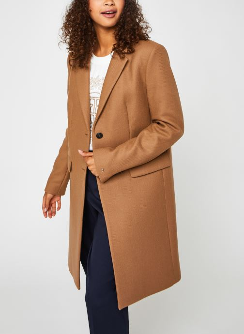 Ropa Accesorios Th Ess Wool Blend Classic Coat