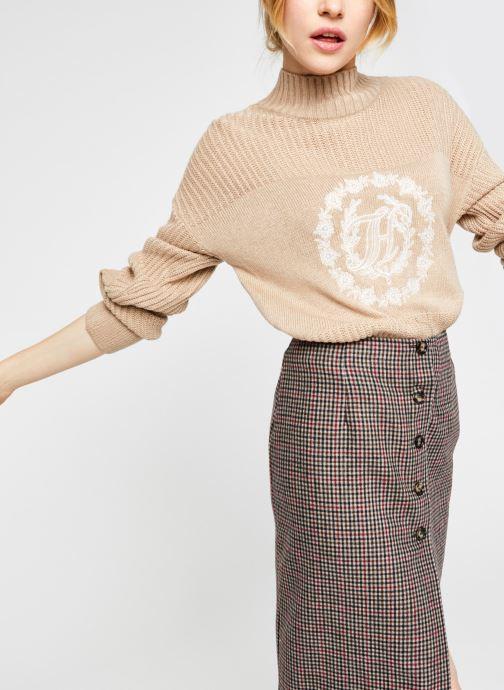 Vêtements Accessoires Matt&Shine  Mock-Nk SWEATER LS