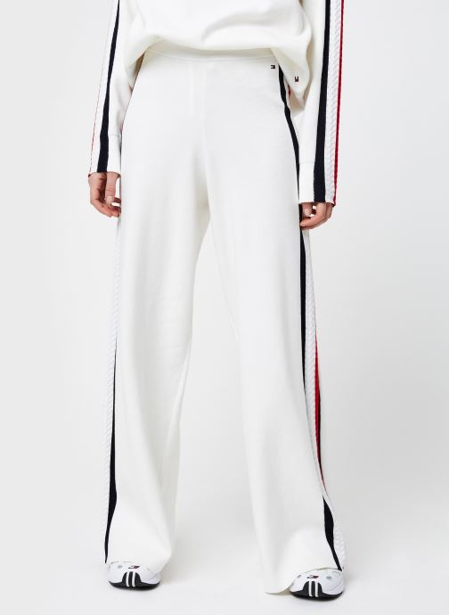 Pantalon large - Side Stripe Wide Pant