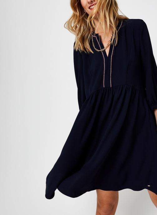Robe mini - Ariella Shift Dress 3/4 SLV
