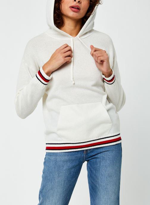 Sweatshirt hoodie - Sp Wool Cahshmere