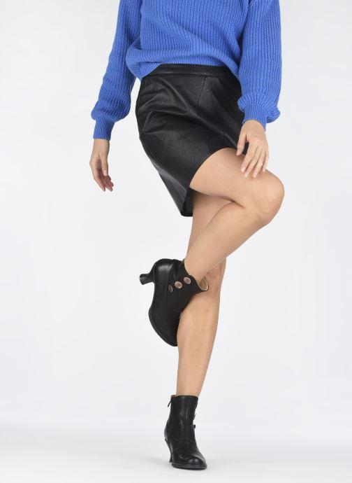 Stiefeletten & Boots Neosens ROCOCO S661 schwarz ansicht von unten / tasche getragen
