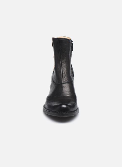Stiefeletten & Boots Neosens ROCOCO S661 schwarz schuhe getragen