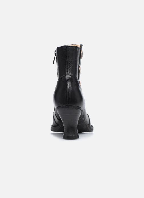 Stiefeletten & Boots Neosens ROCOCO S661 schwarz ansicht von rechts