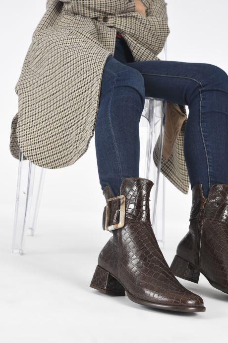 Boots en enkellaarsjes Neosens ALAMIS S3044 Bruin onder