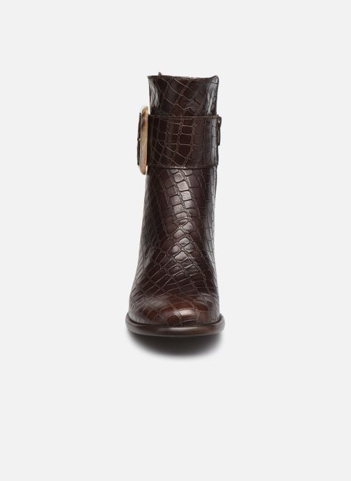 Boots en enkellaarsjes Neosens ALAMIS S3044 Bruin model