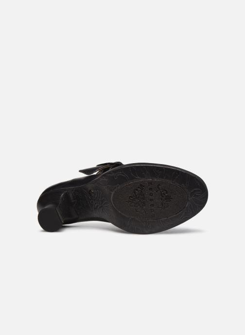 Zapatos de tacón Neosens ROCOCO S660 Negro vista de arriba
