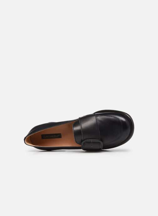 Mocassins Neosens ALAMIS S3039 Zwart links