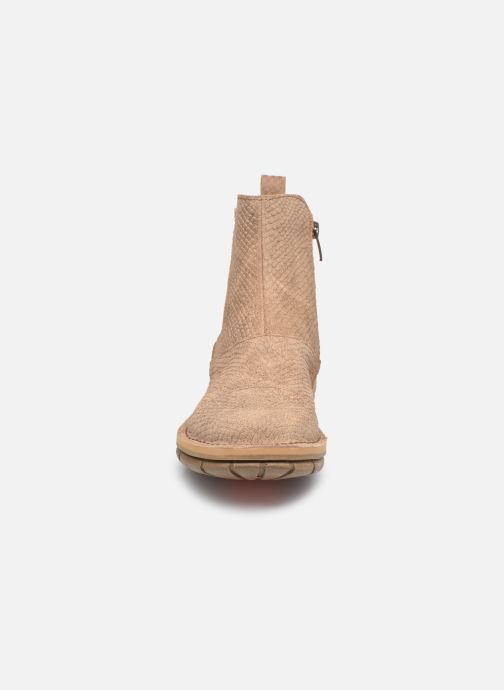 Bottines et boots Art MISANO 1730P Beige vue portées chaussures