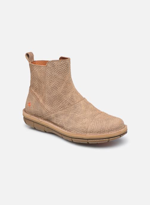 Bottines et boots Art MISANO 1730P Beige vue détail/paire