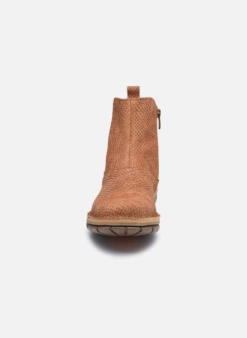 Boots en enkellaarsjes Art MISANO 1730P Bruin model