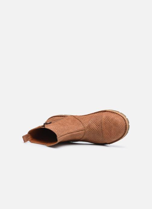 Boots en enkellaarsjes Art MISANO 1730P Bruin links