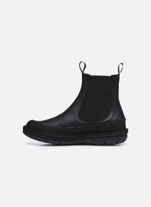 Stiefeletten & Boots Art MISANO 1731 schwarz ansicht von vorne