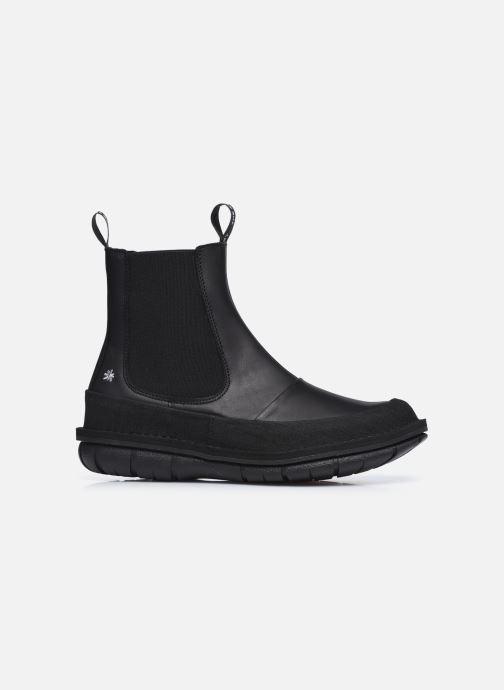 Stiefeletten & Boots Art MISANO 1731 schwarz ansicht von hinten