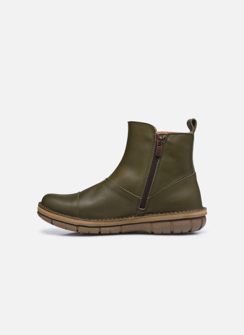 Boots en enkellaarsjes Art MISANO 1730 Groen voorkant