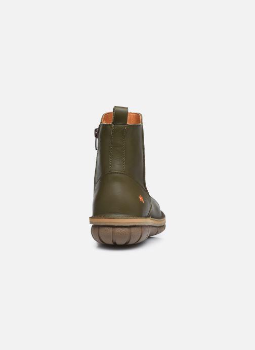 Bottines et boots Art MISANO 1730 Vert vue droite