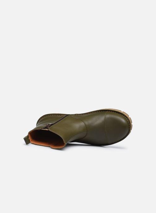 Bottines et boots Art MISANO 1730 Vert vue gauche