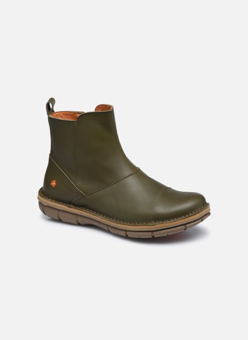Boots en enkellaarsjes Art MISANO 1730 Groen detail