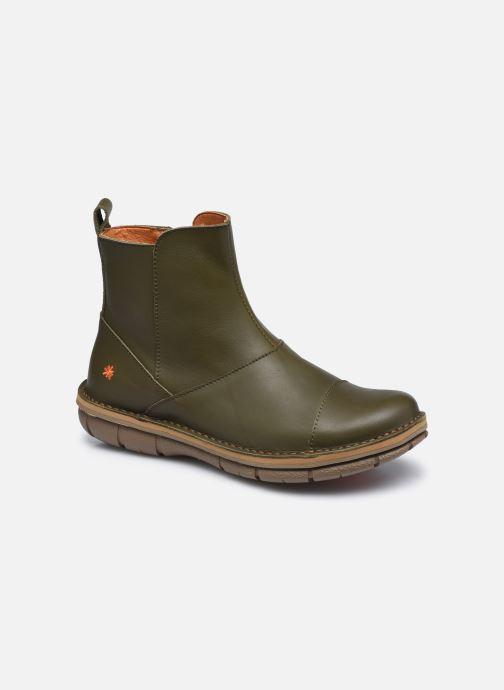 Bottines et boots Art MISANO 1730 Vert vue détail/paire
