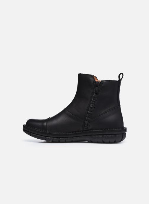 Stiefeletten & Boots Art MISANO 1730 schwarz ansicht von vorne