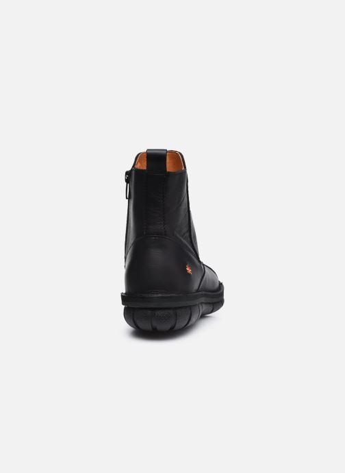 Stiefeletten & Boots Art MISANO 1730 schwarz ansicht von rechts