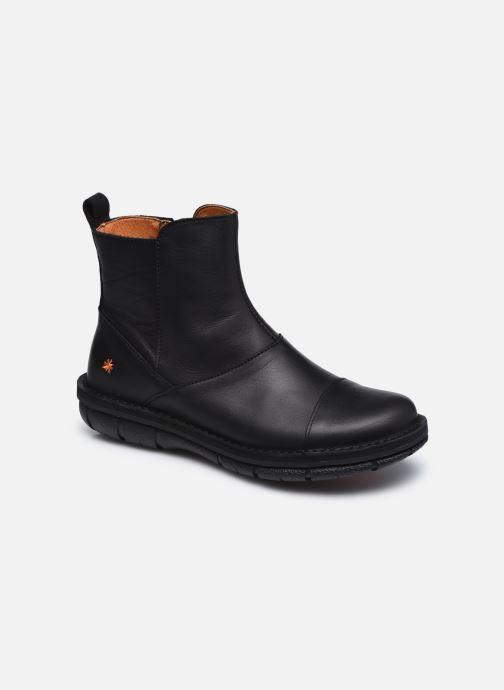 Bottines et boots Art MISANO 1730 Noir vue détail/paire