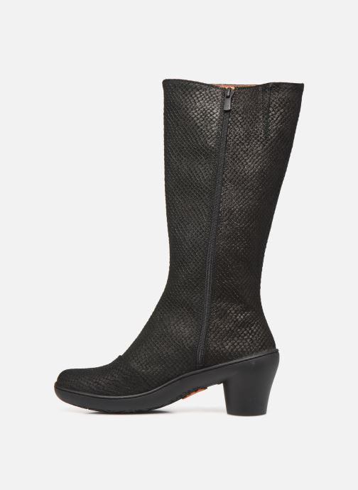 Stiefel Art ALFAMA 1449P schwarz ansicht von vorne