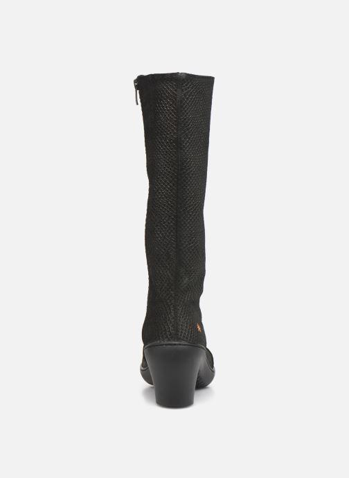 Stiefel Art ALFAMA 1449P schwarz ansicht von rechts