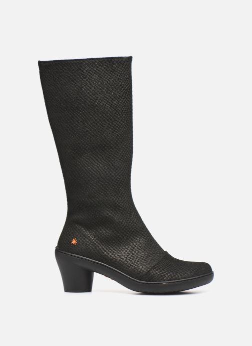 Stiefel Art ALFAMA 1449P schwarz ansicht von hinten