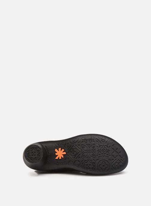 Stiefel Art ALFAMA 1449P schwarz ansicht von oben