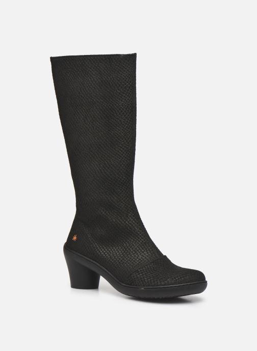 Stiefel Art ALFAMA 1449P schwarz detaillierte ansicht/modell