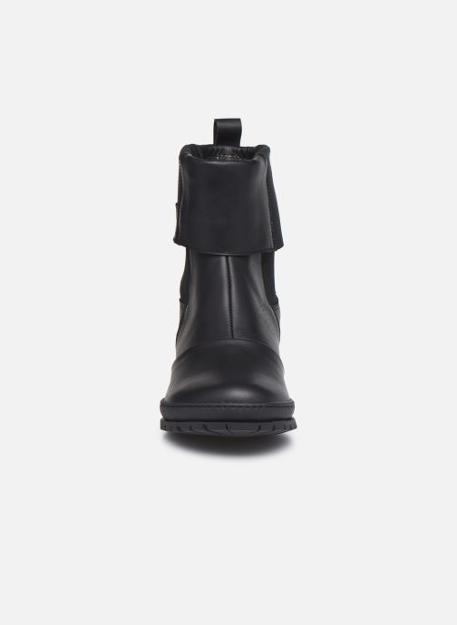 Stiefeletten & Boots Art CAMDEN 1243 schwarz schuhe getragen
