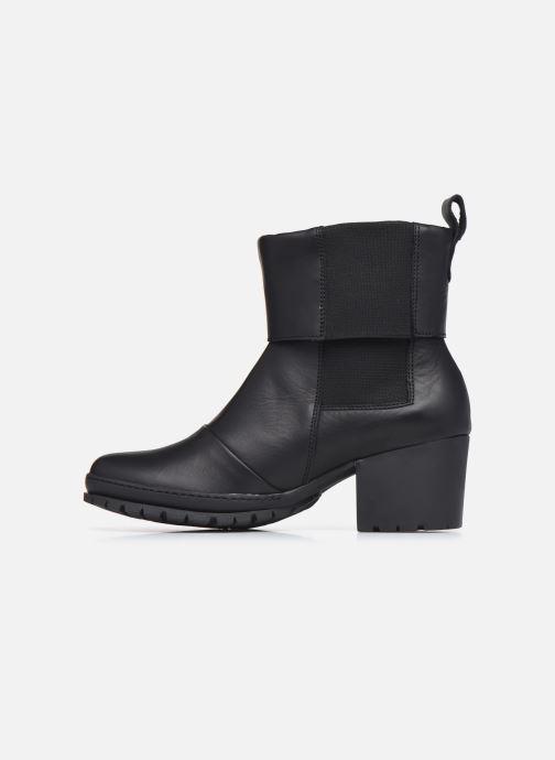 Stiefeletten & Boots Art CAMDEN 1243 schwarz ansicht von vorne