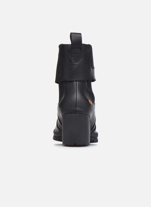 Stiefeletten & Boots Art CAMDEN 1243 schwarz ansicht von rechts
