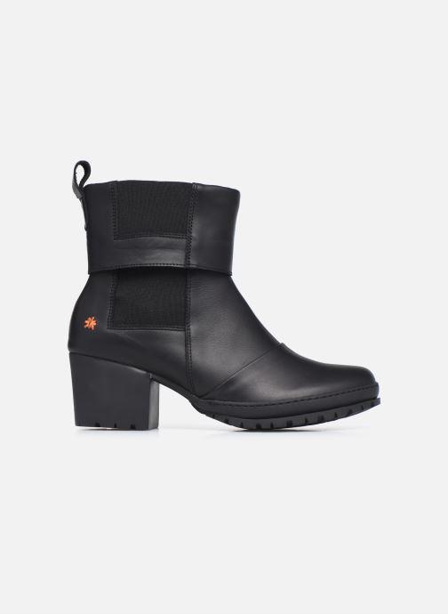 Stiefeletten & Boots Art CAMDEN 1243 schwarz ansicht von hinten
