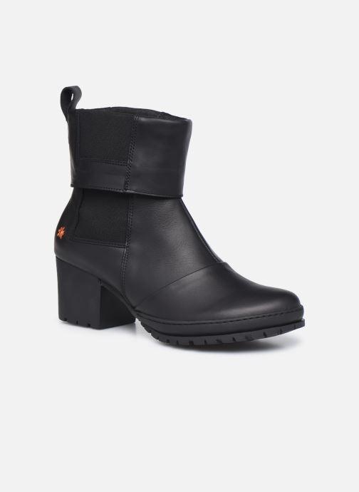 Stiefeletten & Boots Art CAMDEN 1243 schwarz detaillierte ansicht/modell