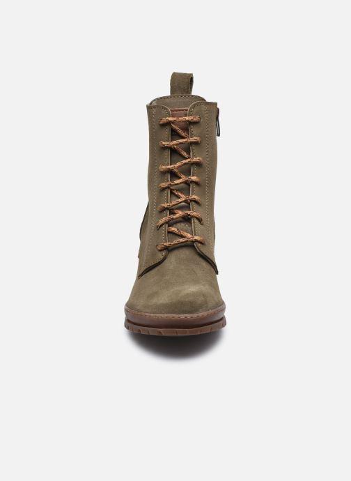 Bottines et boots Art CAMDEN 1242 Vert vue portées chaussures