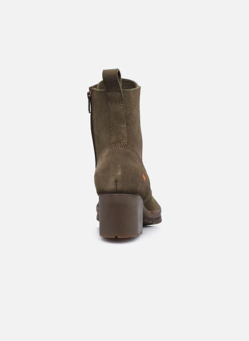 Bottines et boots Art CAMDEN 1242 Vert vue droite