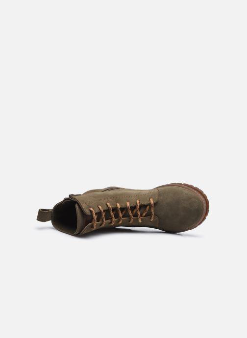 Stiefeletten & Boots Art CAMDEN 1242 grün ansicht von links