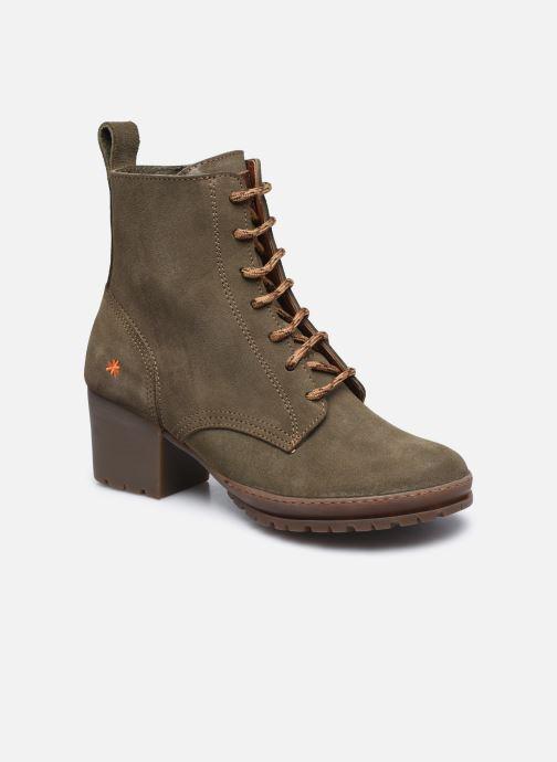 Bottines et boots Art CAMDEN 1242 Vert vue détail/paire
