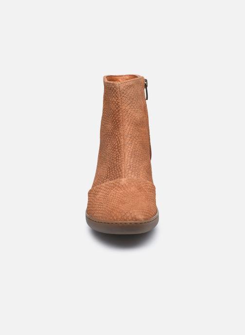 Stiefeletten & Boots Art ROTTERDAM 1561P braun schuhe getragen