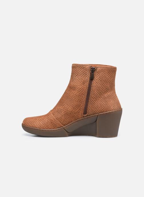 Stiefeletten & Boots Art ROTTERDAM 1561P braun ansicht von vorne